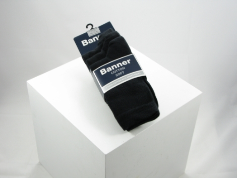 ba-socks-short-3pk-black-size-47