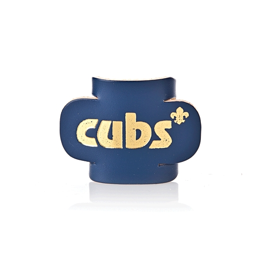 cubs-coloured-leather-woggles-navy