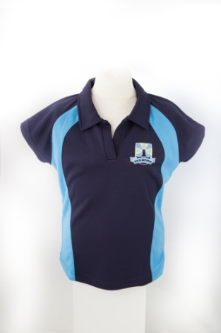 fs-girls-sports-navy-polo-size-m