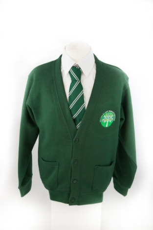 g-l-cardigan-green-size-s-age-78-years