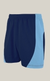 Island Free School Boys Sports Shorts Navy/Cyclone