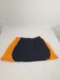 RA Girls Sports Skort Navy/Amber