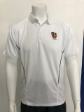 Ryde School Boys White PE Polo